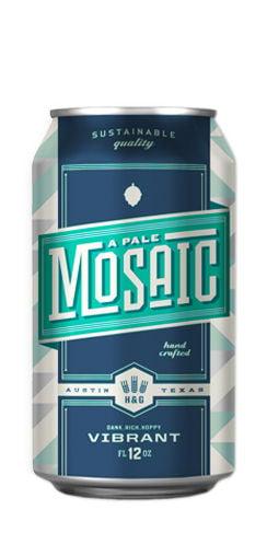 Elegant A Pale Mosaic
