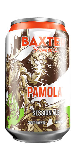 Baxter Beer Pamola Session Ale