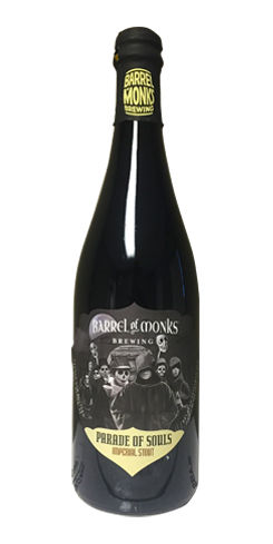 Parade of Souls by Barrel of Monks Brewing
