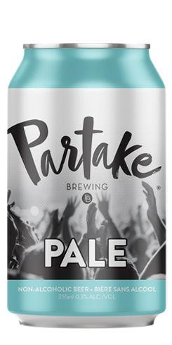 Partake Brewing Pale, Partake Brewing