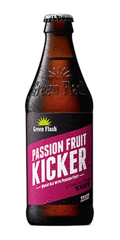 Passion Fruit Kicker Green Flash Beer