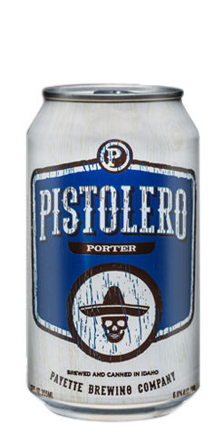 Pistolero Porter by Payette Brewing Co.