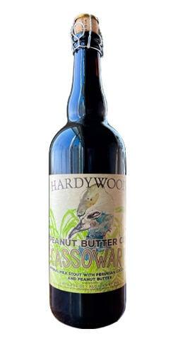 Peanut Butter Cup Cassowary, Hardywood Park Craft Brewery