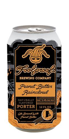 Foolproof Peanut Butter Raincloud Beer