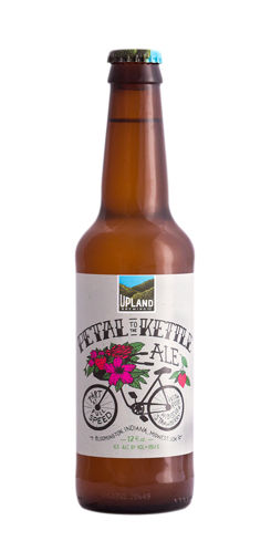 Petal to the Kettle by Upland Brewing Co.