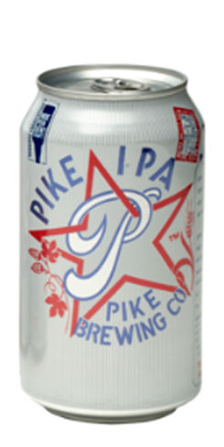 Pike IPA, The Pike Brewing Co.