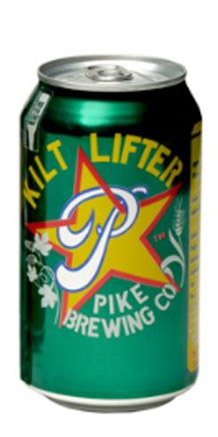 Pike Kilt Lifter Scotch Ale, The Pike Brewing Co.