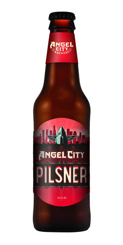 Angel City Pilsner Beer