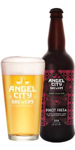 Pinot Fresa, Angel City Brewery
