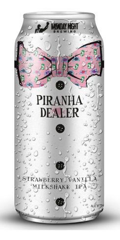 Piranha Dealer, Monday Night Brewing