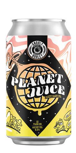 Planet Juice IPA, Gnarly Barley Brewing