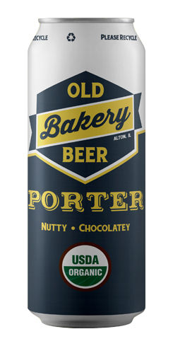 Porter by The Old Bakery Beer Co.