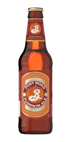 Post Road Pumpkin Ale Brooklyn beer