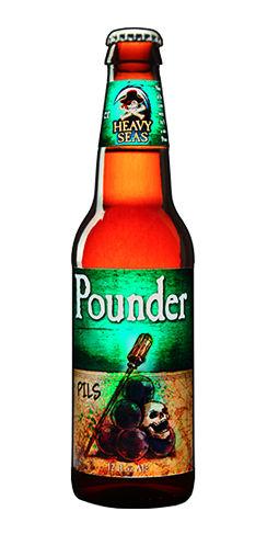 Heavy Seas Beer Pounder Pils