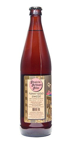 Prairie Funky Gold Simcoe Beer