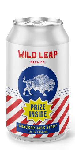 Prize Inside, Wild Leap Brew Co.