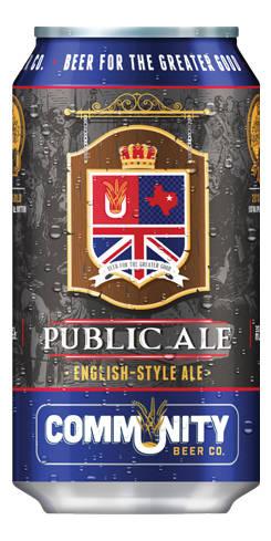 Public Ale, Community Beer Co.