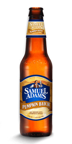 Samuel Adams Pumpkin Batch Beer