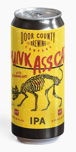 Punk Ass Cat, Door County Brewing Co.