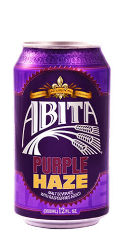 Abita Purple Haze Beer Can