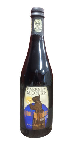 Quadraphonic by Barrel of Monks Brewing