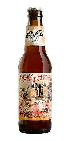 Flying Dog Raging Bitch Belgian IPA Beer