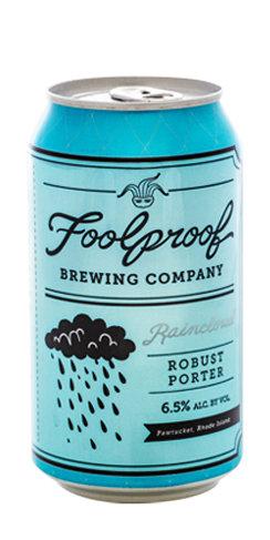 Foolproof Beer Raincloud Robust Porter