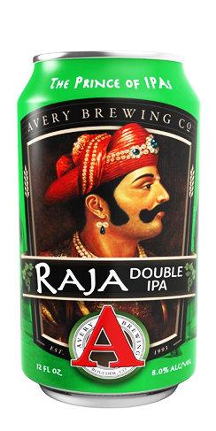 Avery Beer Raja Double IPA