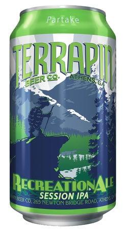 RecreationAle by Terrapin Beer Co.