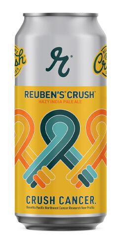 Reuben's Crush Series: Crush Cancer