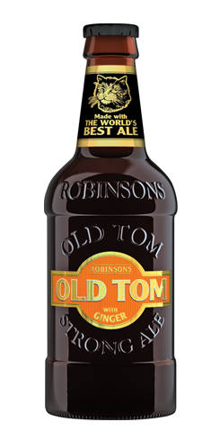 Robinsons Old Tom Ginger, Robinsons Brewery