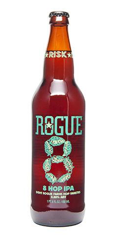 rogue beer 8 hop ipa