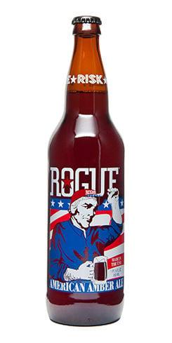 Rogue American Amber Ale | Rogue Ales & Spirits | The Beer ...