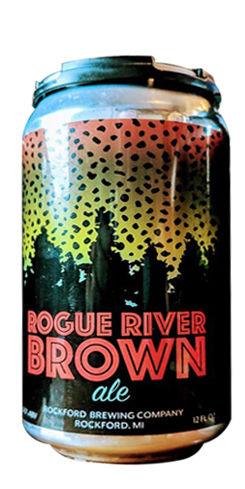 Rogue River Brown, Rockford Brewing Co.