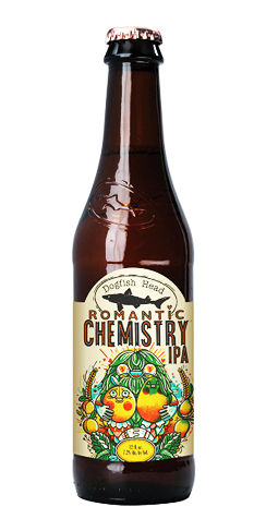 Romantic Chemistry IPA Dogfish Head Beer