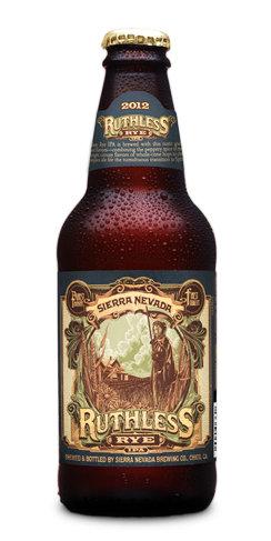 Sierra Nevada Ruthless Rye Beer