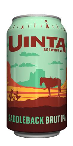 Saddleback, Uinta Brewing