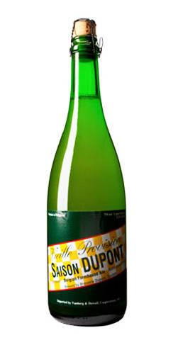 Saison DuPont Beer