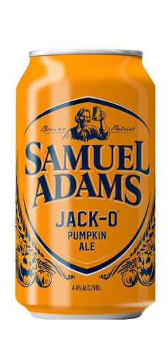 Samuel Adams Jack-O Pumpkin Ale by The Boston Beer Co.