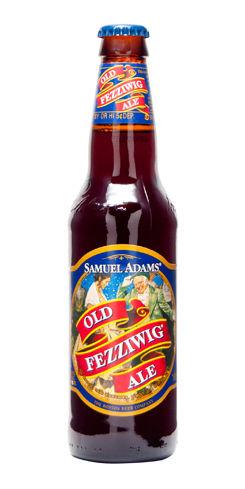 Sam Adams Boston Beer Old Fezziwig