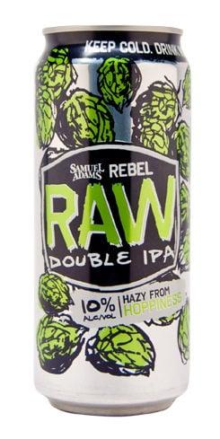 Samuel Adams Boston Beer Rebel Raw Double IPA