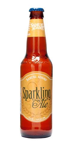 Boston Beer Sam Adams Sparkling Ale Beer