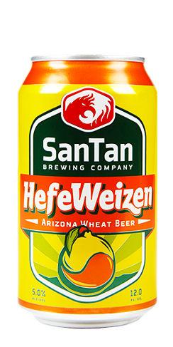 Santan Hefeweizen Beer