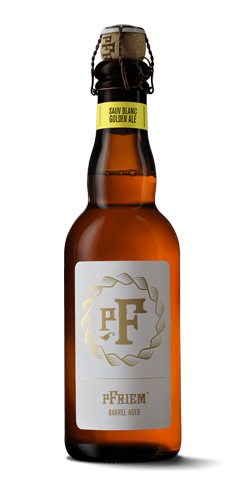 Sauv Blanc Barrel Aged Golden Ale, pFriem Family Brewers