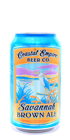 Savannah Brown Ale by Coastal Mepire Beer Co.