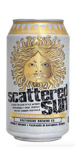 Scattered Sun Southbound Beer