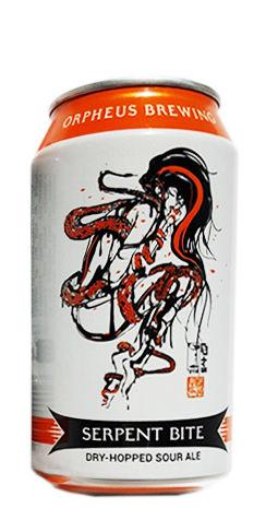 Orpheus Serpent Bite Sour beer