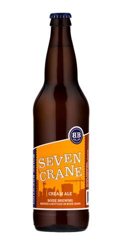 Seven Crane Cream Ale, Boise Brewing