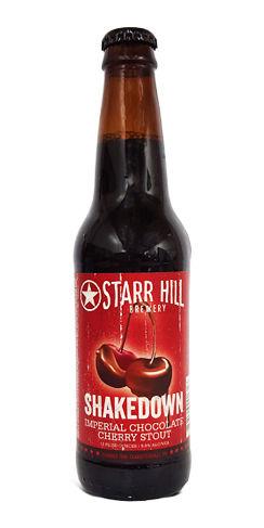Shakedown Starr Hill Beer