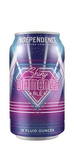 Shiny Diamonds Independence Brewing Co.